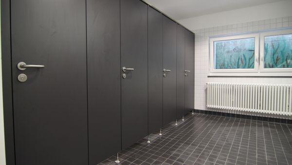 Schreinerei Wellenreuther GmbH Mannheim - WC Trennwand
